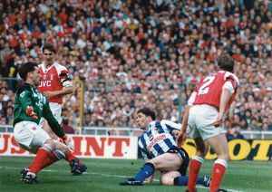 David Hirst vs Arsenal FA Cup Final 1993