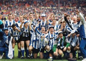 Sheffield Wednesday 1991 League Cup Winners