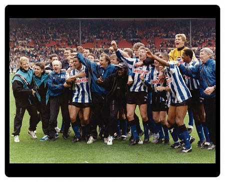 Sheffield Wednesday 1993 FA Cup Semi Final vs SUFC