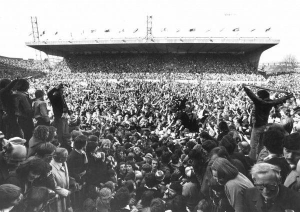 Sheffield Wednesday Promotion 1980