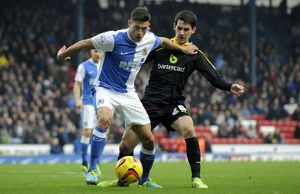 blackburn v owls 34