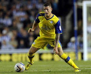 Brighton v Sheffield Wednesday.....Ross Barkley on his debut