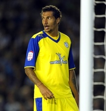 Brighton v Sheffield Wednesday.....Owl Jay Bothroyd on his debut