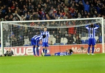 Cardiff City v Sheffield Wednesday.....Owls players cant believe it after Citys tae