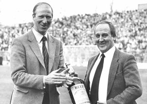 Jack Charlton and Maurice Setters