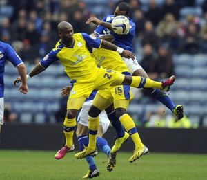 Leicester City v Sheffield Wednesday......Leroy Lita