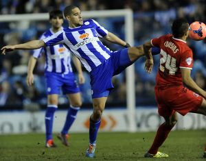 <b>Sheffield Wednesday vs Charlton Athletic February 24th 2014</b><br>Selection of 28 items