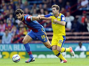<b>Crystal Palace vs SWFC September 1st 2012</b><br>Selection of 81 items