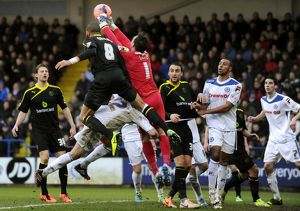 <b>Rochdale vs Sheffield Wednesday January 25th 2014</b><br>Selection of 35 items