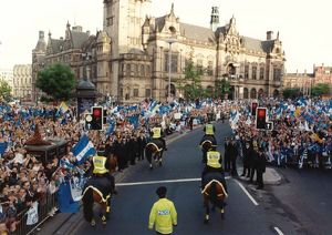 Sheffield Wednesday 1991 Victory Parade