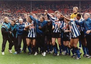 legends/sheffield wednesday 1993 fa cup semi final vs