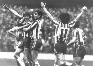 legends/sheffield wednesday ian mellor mark smith terry