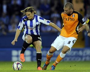Sheffield Wednesday v Fulham 26