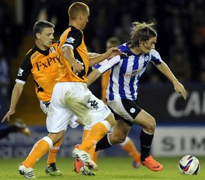 Sheffield Wednesday v Fulham 34