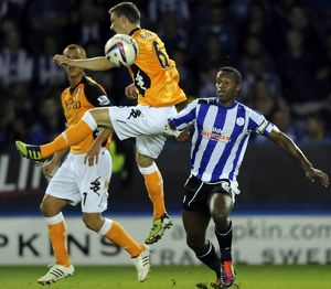 Sheffield Wednesday v Fulham 37
