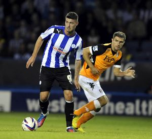 Sheffield Wednesday v Fulham 38