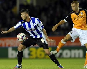 Sheffield Wednesday v Fulham 39