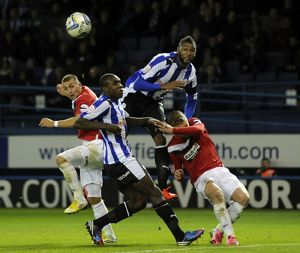Sheffield Wednesday v Huddersfield Town