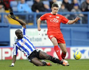 <b>SWFC vs MK Dons January 5th 2013</b><br>Selection of 43 items