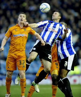Sheffield Wednesday v Wolves......David Prutton beats Kevin Foley