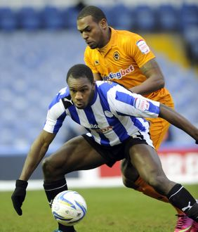 Sheffield Wednesday v Wolves......Michail Antonio