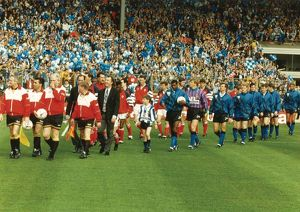 Sheffield Wednesday vs Arsenal 1993 Cup Final