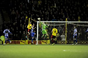Watford v Sheffield Wednesday 16